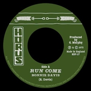 DAVIES, RONNIE - RUN COME/AFRICAN ROCK (HORUS EDIT)