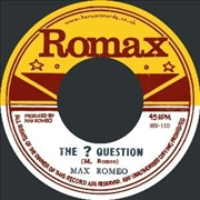 ROMEO, MAX/RON WILSON - THE ? QUESTION/RAT POISON