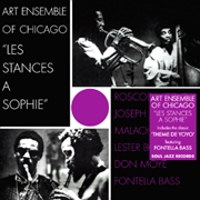ART ENSEMBLE OF CHICAGO - LES STANCES A SOPHIE