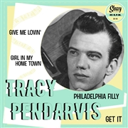 PENDARVIS, TRACY - SINGS HEY HEARTACHE