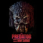 JACKMAN, HENRY - THE PREDATOR O.S.T. (2LP)