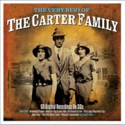 CARTER FAMILY - THE VERY BEST OF THE CARTER FAMILY (3CD)