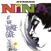 SIMONE, NINA - AT THE VILLAGE GATE (IT)