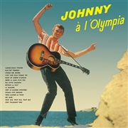 HALLYDAY, JOHNNY - JOHNNY A L'OLYMPIA (IT)