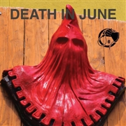 DEATH IN JUNE - ESSENCE! (BLACK)