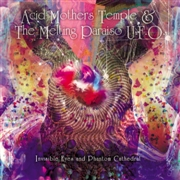 ACID MOTHERS TEMPLE & THE MELTING PARAISO U.F.O. - (BLACK) INVISIBLE EYES AND PHANTOM CATHEDRAL