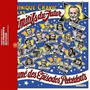 CRAVIC, DOMINIQUE -& LES PRIMITIFS DU FUTUR- - RESUME DES EPISODES PRECEDENTS (2LP+BK)