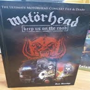 BURRIDGE, ALAN - MOTÖRHEAD: KEEP US ON THE ROAD