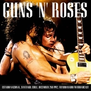 GUNS N' ROSES - ESTADIO NACIONAL, SANTIAGO, CHILE... (2LP)