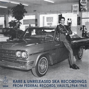 VARIOUS - RARE AND UNRELEASED SKA RECORDINGS...