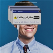 DIXON, KYLE -& MICHAEL STEIN- - VALLEY OF THE BOOM O.S.T. (2LP)