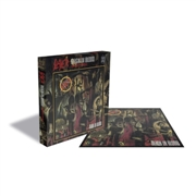 SLAYER - REIGN IN BLOOD (JIGSAW PUZZLE)