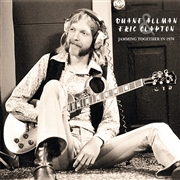 ALLMAN, DUANE -& ERIC CLAPTON- - JAMMING TOGETHER IN 1970 (2LP)
