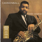 ADDERLEY, CANNONBALL -QUARTET- - CANNONBALL TAKES CHARGE