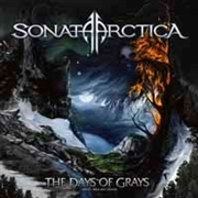 SONATA ARCTICA - THE DAYS OF GRAYS (2LP)