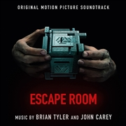 TYLER, BRIAN -& JOHN CAREY- - ESCAPE ROOM O.S.T.