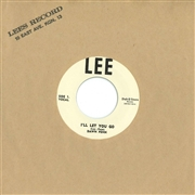 PENN, DAWN -& DIANE LAWRENCE- - I'LL LET YOU GO/HOUND DOG