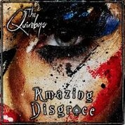 QUIREBOYS - AMAZING DISGRACE (BLUE)