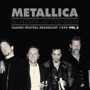 METALLICA - (BLACK) ROCKING AT THE RING, VOL. 2 (2LP)