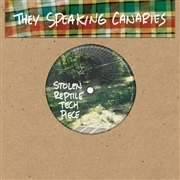 THEE SPEAKING CANARIES - STOLEN REPTILE TECH PIECE/WILD CLUCK WIND
