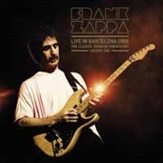 ZAPPA, FRANK - LIVE IN BARCELONA 1988, VOL. 1 (2LP)