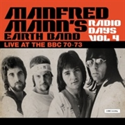 MANN, MANFRED -'S EARTH BAND- - RADIO DAYS, VOL. 4 (3LP)