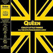 QUEEN - CRAZY LITTLE THINGS
