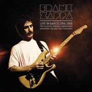 ZAPPA, FRANK - LIVE IN BARCELONA 1988, VOL. 2 (2LP)