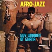 WARREN, GUY -OF GHANA- - AFRO-JAZZ