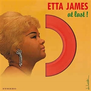 JAMES, ETTA - AT LAST! (RUS)