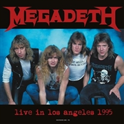 MEGADETH - LIVE IN LOS ANGELES, 25.2.1995