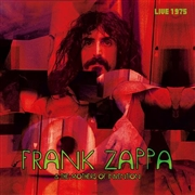 ZAPPA, FRANK -& THE MOTHERS OF INVENTION- - LIVE IN VANCOUVER, 1.10.1975 (2LP)