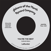 LAROMBE - YOU'RE THE BEST/TRAIN OF THOUGHT