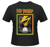 BAD BRAINS - BOLT LOGO (BLACK/XL)