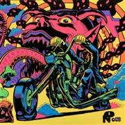 VARIOUS - (ORANGE) WARFARING STRANGERS: ACID NIGHTMARES (2LP)