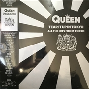QUEEN - TEAR IT UP IN TOKYO: ALL THE HITS FROM TOKYO