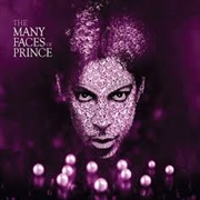 VARIOUS - THE MANY FACES OF PRINCE (2LP)