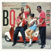 DIDDLEY, BO - LET ME IN/MERENGE