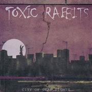 TOXIC RABBITS - (BLACK) CITY OF DEAD LIGHTS
