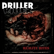 DRILLER KILLER - REALITY BITES (YELLOW)