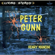 "MANCINI, HENRY - MUSIC FROM ""PETER GUNN"""