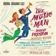 ORIGINAL BROADWAY CAST - THE MUSIC MAN O.S.T.