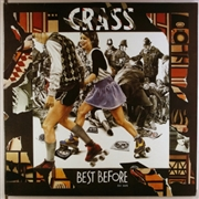 CRASS - BEST BEFORE 1984 (2LP)