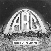 ARC - (BLACK) RAIDERS OF THE LOST ARC (2LP)