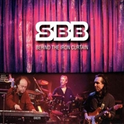 SBB - BEHIND THE IRON CURTAIN (2CD)