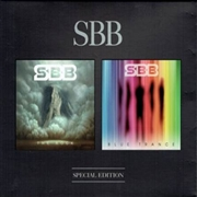 SBB - THE ROCK/BLUE TRANCE (2CD)