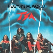 TSA - HEAVY METAL WORLD (1983)