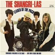 SHANGRI-LAS - LEADER OF THE PACK (USA/PINK)
