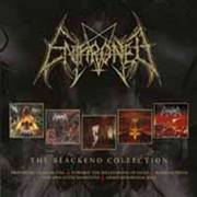 ENTHRONED - THE BLACKEND YEARS (4CD)