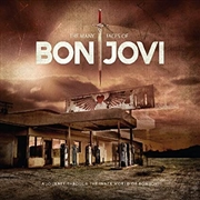 VARIOUS - THE MANY FACES OF BON JOVI